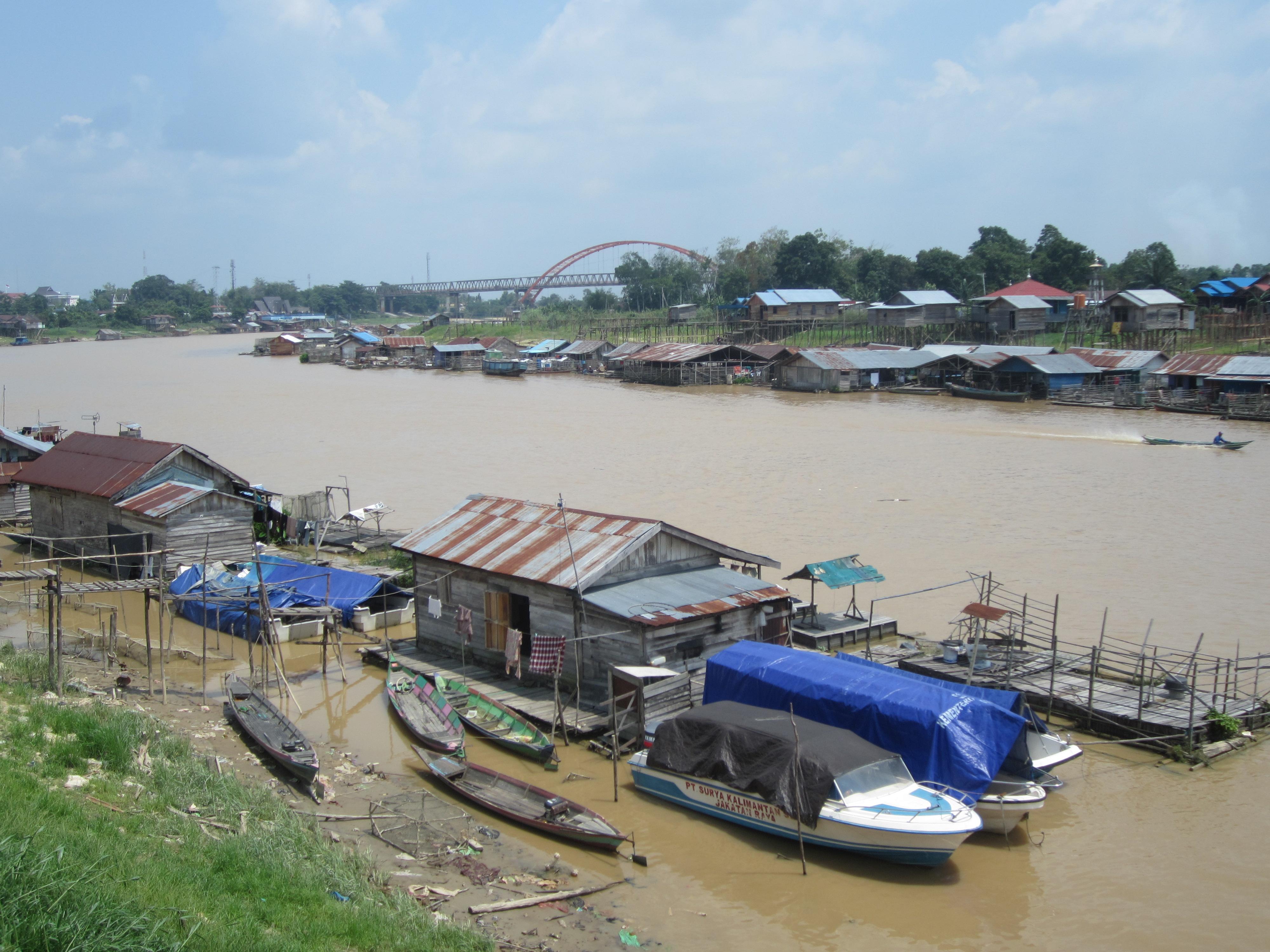 Menata Sungai Kahayan