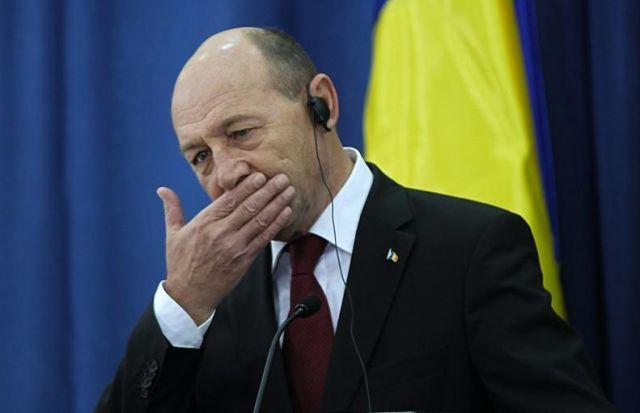 Băsescu Traian merge iar cu tinicheaua de coadă la Consiliul European