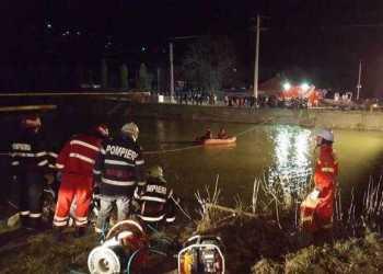 Un adolescent a murit în lacul barajului Marina 12