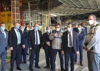 (foto) Delegația PNL în frunte cu premierul Ludovic Orban - în vizită la Uzina de la Mioveni! 8