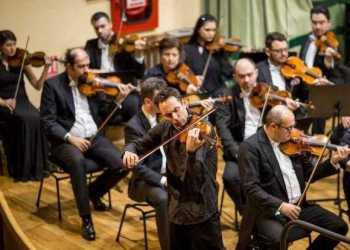 Horia Văcărescu, trei concerte pentru vioară la Filarmonica Pitești 11