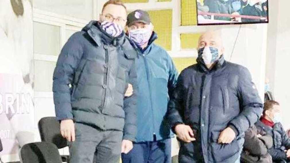 """Viorel Tudose, sponsor FC Argeş: """"Victoria CFR-ului este 75% meritul lui Dan Petrescu şi al presiunii puse pe întreaga conducere"""" 2"""