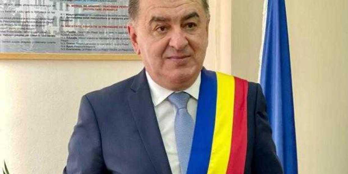 Primarul Municipiului Pitești, Cristian Gentea