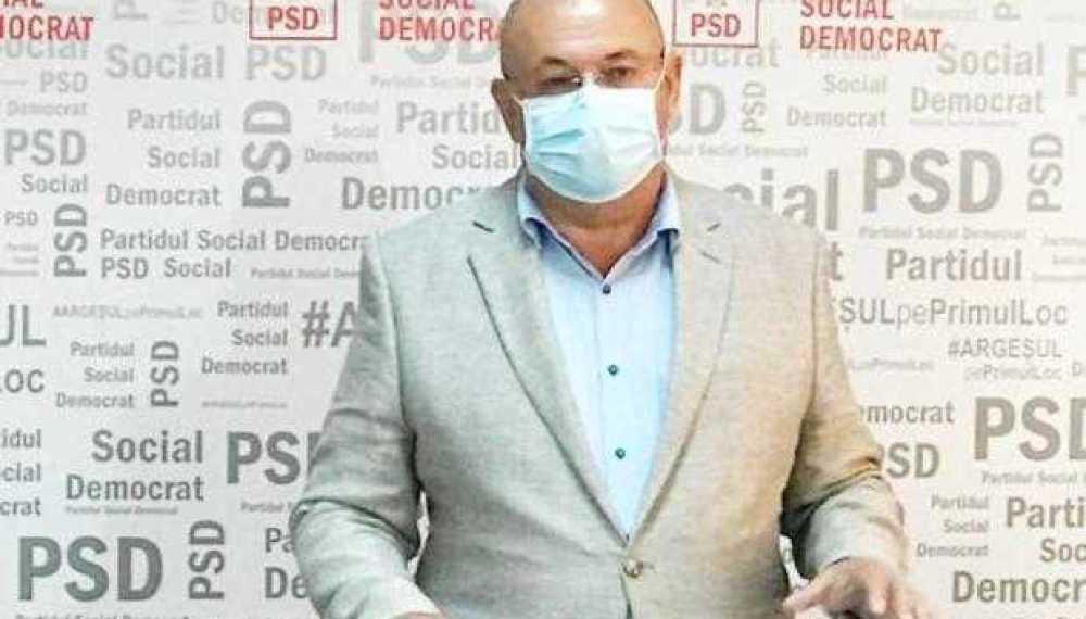 Președintele CJ Argeș s-a vindecat de COVID 2