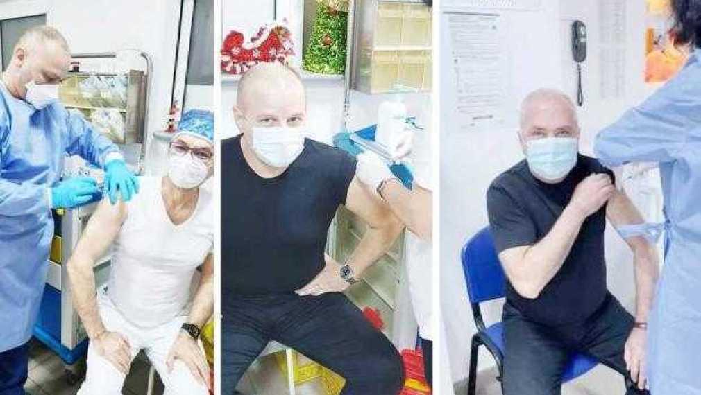 Medici cunoscuţi şi directori de spitale s-au vaccinat anti-Covid. Ce spun despre efectele secundare 2
