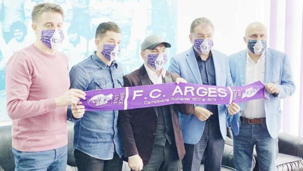 Tensiuni la nivelul conducerii FC Argeş 2