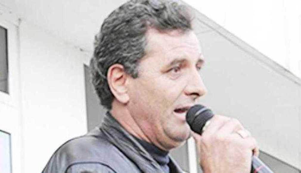 Liderul de sindicat Marian Dumitru