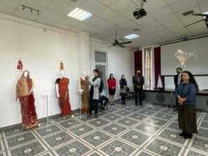 """În mai, vizionați expoziția """"Sarre-ul -poartă spre India"""", de la Curtea de Argeș 2"""