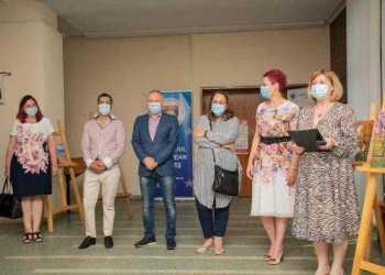 Expoziția tânărului de la centrul Tigveni al DGASPC Argeș s-a bucurat de un real succes 23
