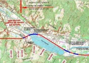 Pot începe lucrările la tronsonul Pitești-Curtea de Argeș, al autostrăzii Sibiu-Pitești. Anunțul a fost făcut de Ministrul Transporturilor 2