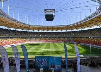 3 zile până la primul meci UEFA EURO 2020 la București 5