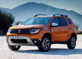 Premieră mondială: Dacia Duster face-lift, cu noile faruri și stopuri, cutie automată EDC și un nou sistem multimedia 5
