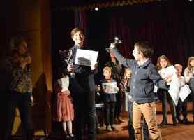 Tiberiu Pancu, e felicitat la primirea Premiului Special