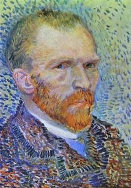 Self-Portrait 1887 1 by Vincent van Gogh