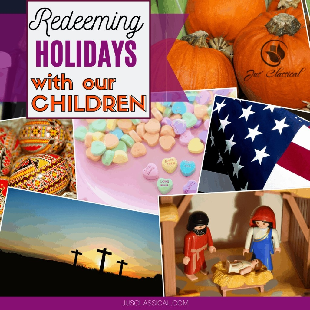 Redeeming Holidays with our Children Facebook