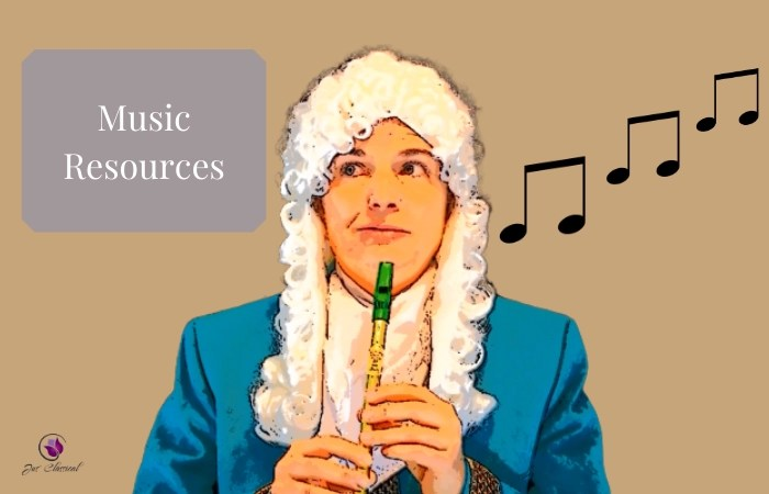 Music education, music theory, composer biographies, Classical Conversations, orchestra resources