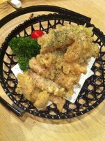 Deep-fried Chitlins; Hakkaisan