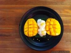 Mango Sticky Rice; Mango Tango, Bangkok