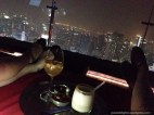 Star Light and White Sangria; Red Sky Bar, Centara Grand @CentralWorld, Bangkok