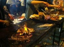 At Kweilin Street Night Market