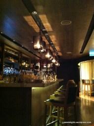 Bar area; 8 ½ Otto e Mezzo BOMBANA