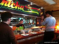 Photoshooting of the making of Ceviche; Chicha