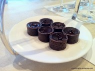Petits Fours (chocolate); Four Seasons, for Castiglion del Bosco