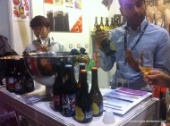Craft beer and ale; HKIWSF2014