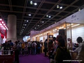 Italian pavilion; HKIWSF2014