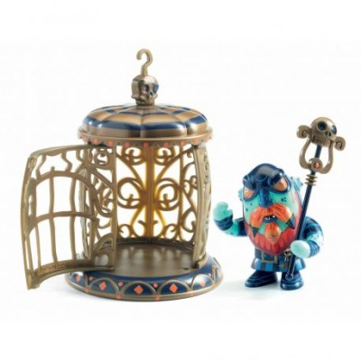 gnomus-ze-cage-pirate-arty-toys