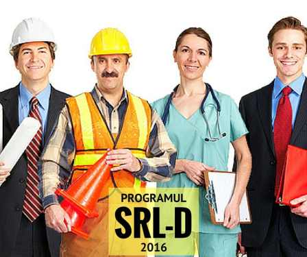 programul SRLD 2016