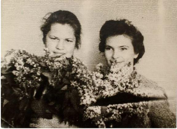 Красотки 1950-х годов,без фотошопа и макияжа