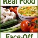 Read About My Real Food Face-Off w/ Hallee!