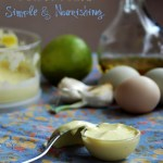 How To Make Homemade Mayonnaise Simple & Nourishing