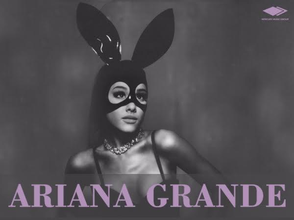 Ariana Grande JustMusic.fr