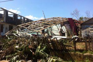 Baracoa nach Hurrikan