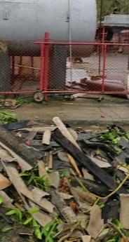 Sturmschaden Baracoa