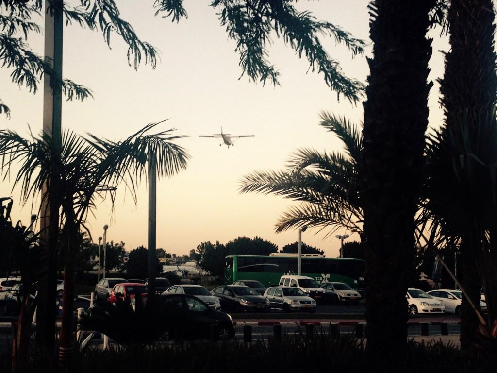 Eilat Stadtflughafen