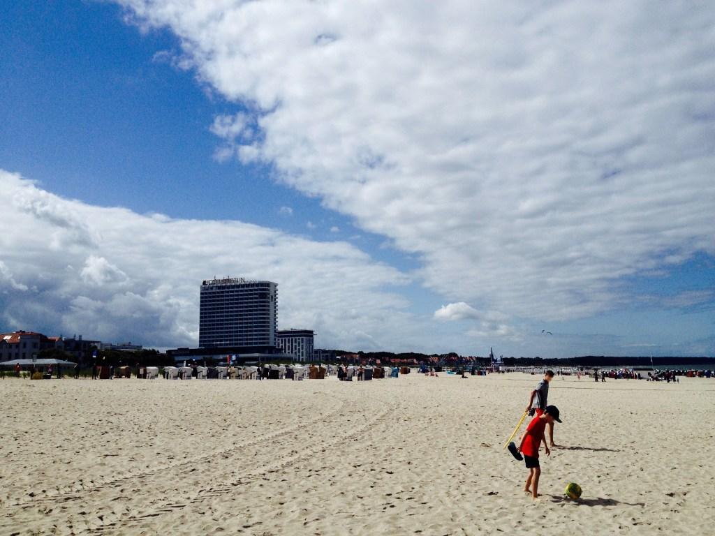 Warnmünde Ostsee Urlaubstipis Strand Neptun