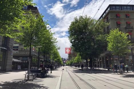 Zürich Tipps für einen Tag