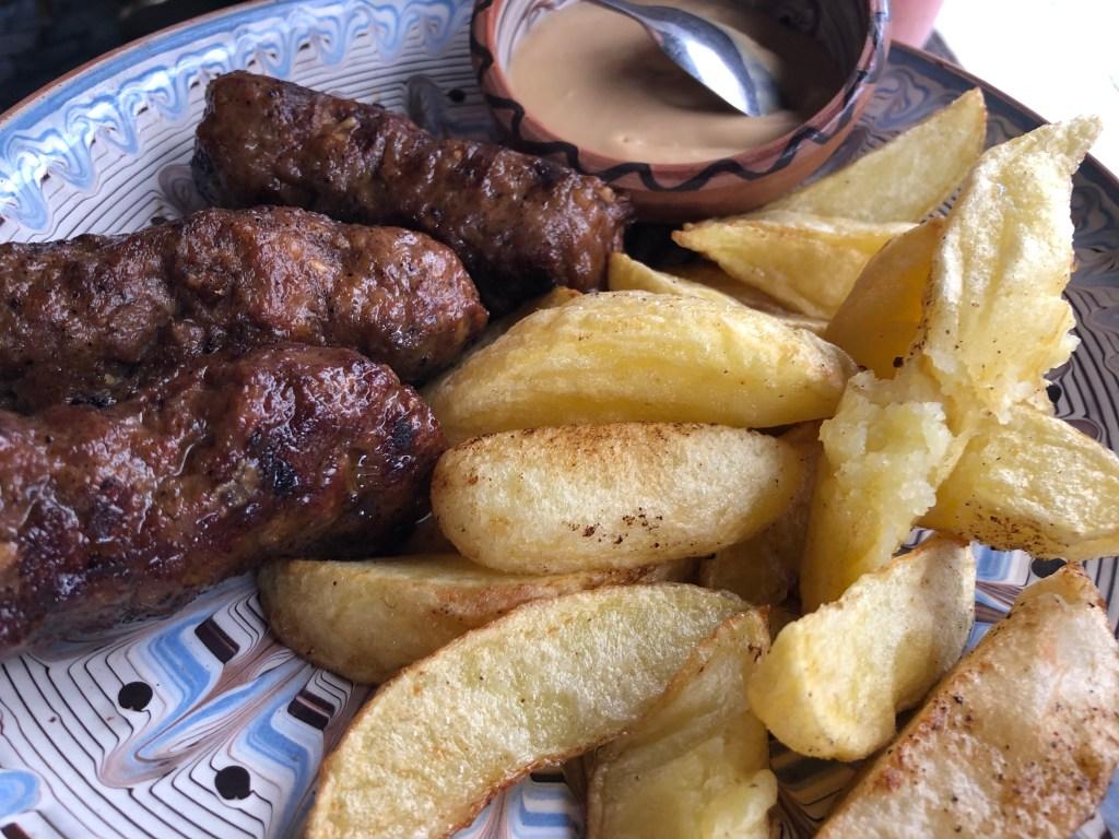 Rumänien Tipps Essen Mici