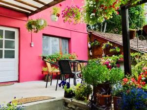 Pavel & Kristina Hostel Altstadt Sighesoara Rumänien