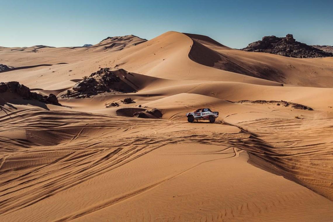 2022 Dakar route released