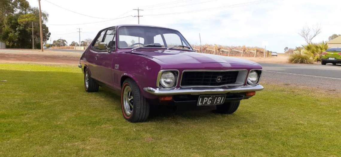 Burns & Co. to bring significant Torana to auction