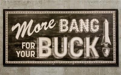 Ten ways to make your marketing budget work harder