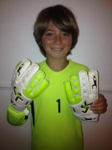 Glove Sponsorship
