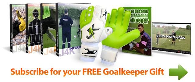 Free Goalkeeper Gift