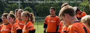 Just4keepers - Helping Goalkeepers Achieve Their Dreams Since 1999