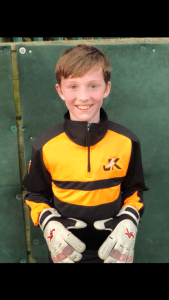 josh-at-his-goalkeeper-training-in-stockport