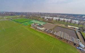 Goalkeeper training in Chiswick